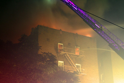 5th Alarm North Bergen JFK Blvd. 9-28-1