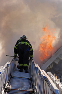 East Rutherford 3rd alarm High St. 1-27-13