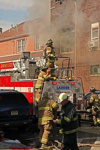 Harrison 5th+ Alarm F.E.Rodgers Blvd 3-10-13