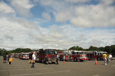 (Inspections) 100th Anniversary of the NJ and NY Volunteer Firemen's Association  6-8-13