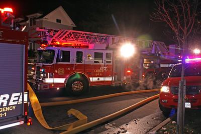 Leonia 2nd alarm Leonia Ave. 1-6-13