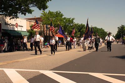 Leonia Memorial Day Parade 5-27-13