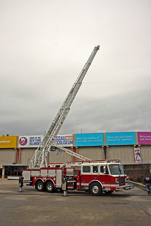 Long Island Fire , Rescue EMS  Mega Show  02-24-2013
