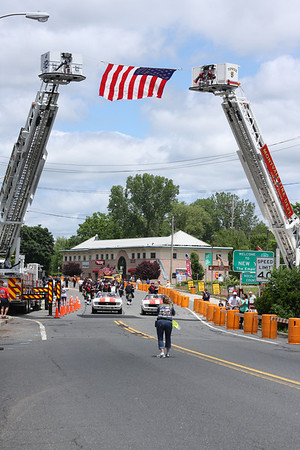 (Parade) 100th Anniversary of the NJ and NY Volunteer Firemen's Association 6-8-1