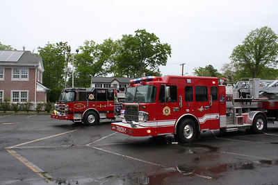 "Waldwick Wetdown Engine 631 "" The Black Pearl"" 5-18-2013"