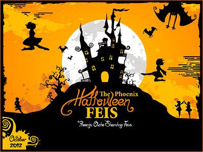 Phoenix Halloween Feis 2013