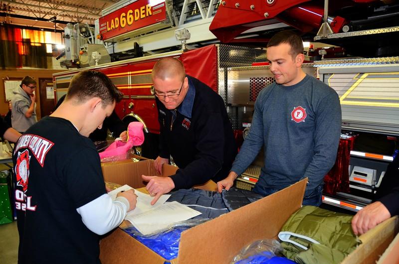 12-18-2013 Operation Warm Camden County IAFF 3249