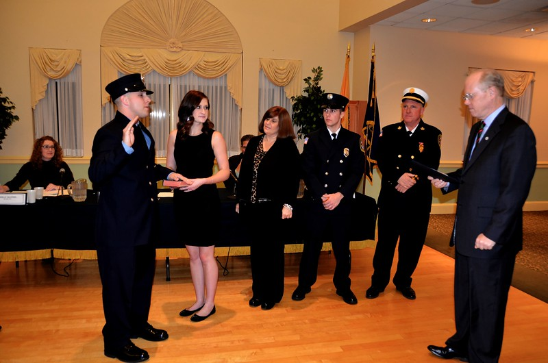 12-2-2013(Camden County)COLLINGSWOOD FF Mitten Swearing In