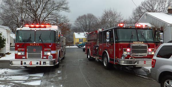 102 Paine Street, Bellingham - Working Fire: December 19, 2013
