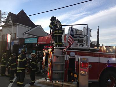 60 South Street, Wrentham - Working Fire: November 23, 2013