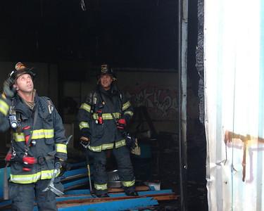 1463 Main Street, Millis - Working Fire: October 11, 2013