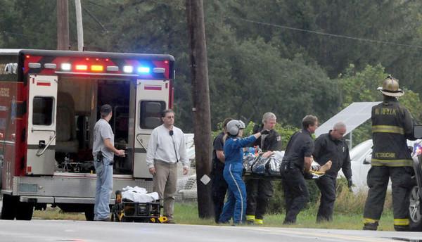 Pine Street - Pedestrian vs. Motor Vehicle Accident: September 5, 2013