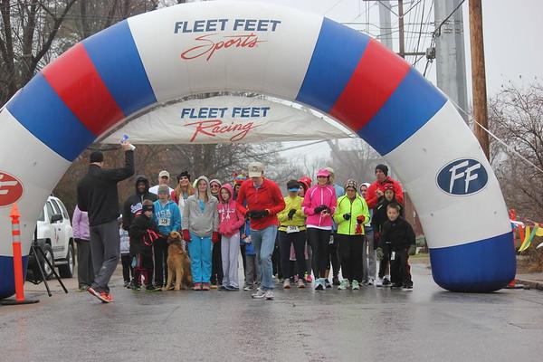 2013 Fleet Feet 3K