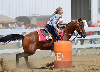 26 Sunday, August 25, 2013 Barrel Race Horse Stake