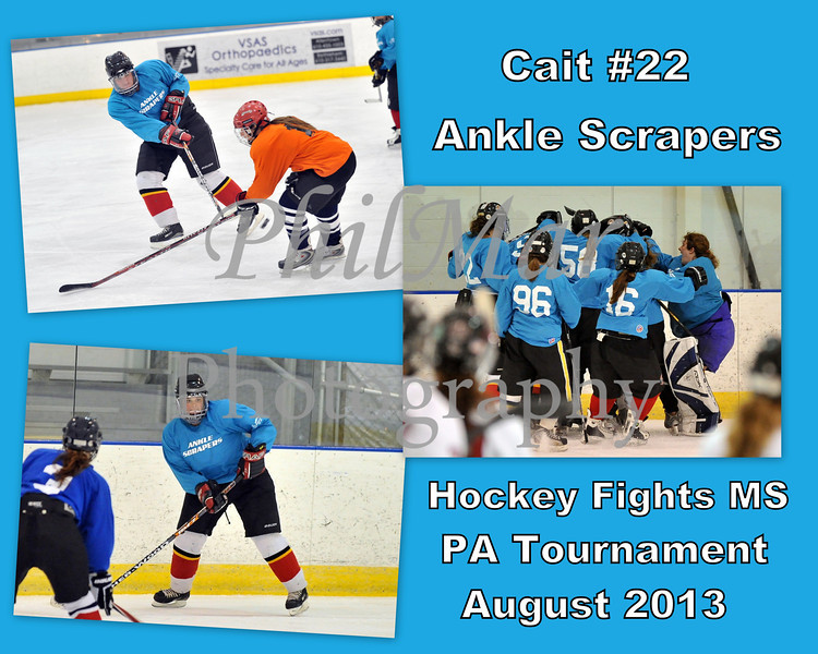 Ankle Scrapers VS Reign 1