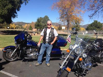 AARP Ride Nov. 14,2013