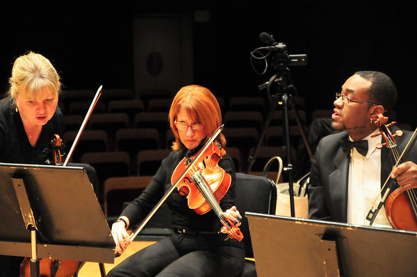 2013 Inside the Orchestra - Boetcher Concert Hall - February 4th 2013