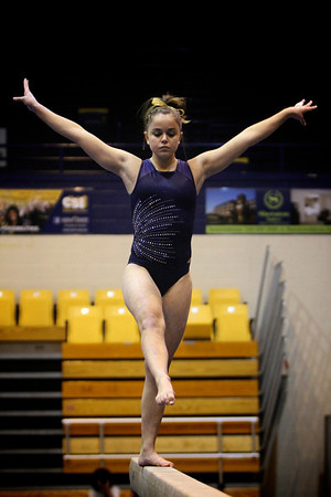 2013 Kent State University Women's Gymnastics