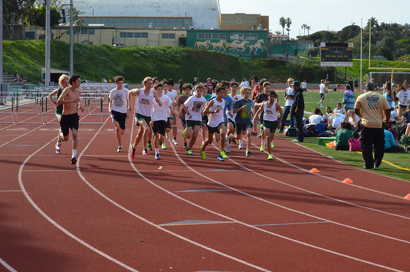 2013 Mira Costa Track and Field