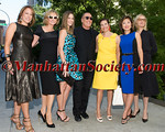Kamie Lightburn, Yaz Hernandez,  Hilary Swank, Michael Kors, Alexandra Lebenthal, Jieun Wax, Dr  Valerie Steele