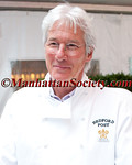 "Richard Gere, Farmhouse at Bedford Post attend 28th Annual Chefs' Tribute to Citymeals-on-Wheels: ""RUMBLE AT THE ROCK: NY vs. CA CHEF SHOWDOWN"" on Monday, June 10, 2013 at Rockefeller Center Plaza in New York City  PHOTO CREDIT: Copyright © 2013 Manhattan Society.com by Chris LondonLondon"