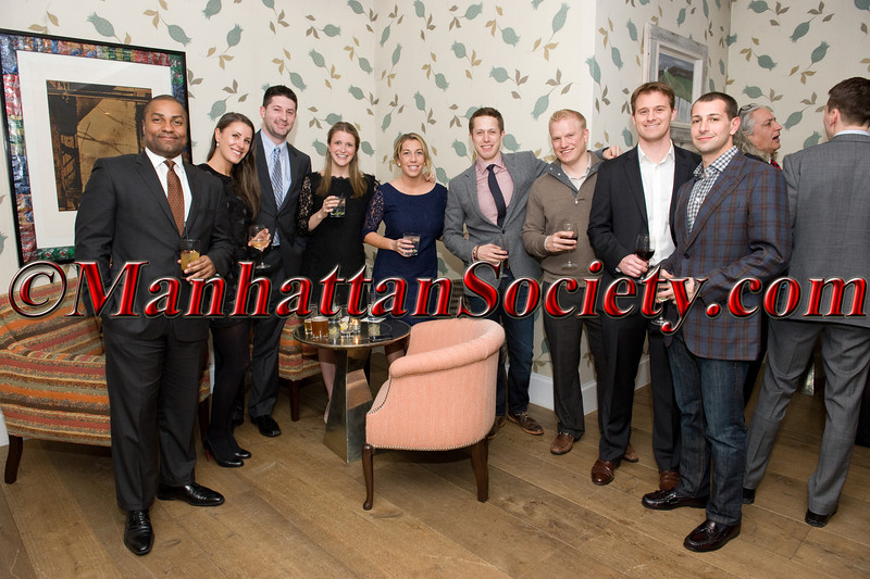 Ace Junior Committe Winter Soiree, at The Crosby Street Hotel