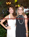 """Susan Lucci, Elizabeth Sans attend """"An Enchanted Evening"""" - East End Hospice Summer Gala Honoring the Rev. Dr. Charles M. Cary - the 14th Annual Dorothy P. Savage Good Samaritan Award Recipient on Saturday, June 29, 2013 at Sandacres Estate, Quogue, New York PHOTO CREDIT: Copyright © 2013 Manhattan Society.com by Chris London"""