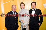 Mayor Mike Bloomberg, Patricia Marino, Ricardo Villela Marino