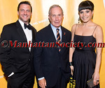 Raúl Esparza, Mayor Michael Bloomberg,  _