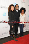 Tamara Tunie, Honoree B Michael, Rhonda Ross