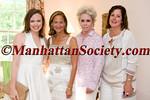 Grace Johnson, Noreen Buckfire, Anne Van Rensselaer, Judy Trunsky