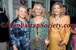 Jeannie Lars, Sally Quinn, Dame Jillian Sackler