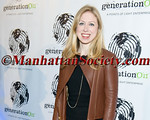 Chelsea Clinton, Generation On