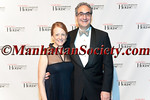 "Jane Spinak, Warren Scharf attend  Lenox Hill Neighborhood House Spring Gala 2013 – ""High Society"" on Wednesday, April 3, 2013 at Cipriani 42nd Street, New York City, NY (PHOTO CREDIT: Copyright © 2013 ManhattanSociety.com by Chris London)"