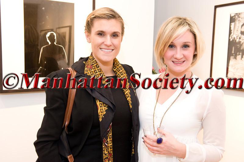 Lauren Kauders, Heather Freer