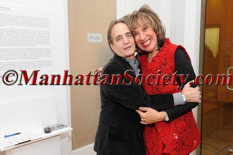 James Cavello, Judy Twersky