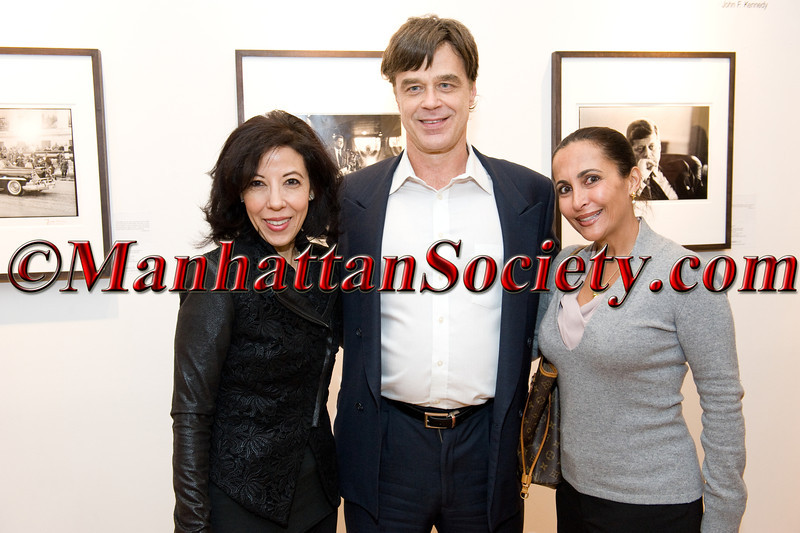 Margarite Almeida,  Ed Emrich, Sandra Sanches