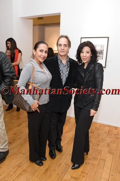 Sandra Sanches, James Cavello, Margarite Almeida