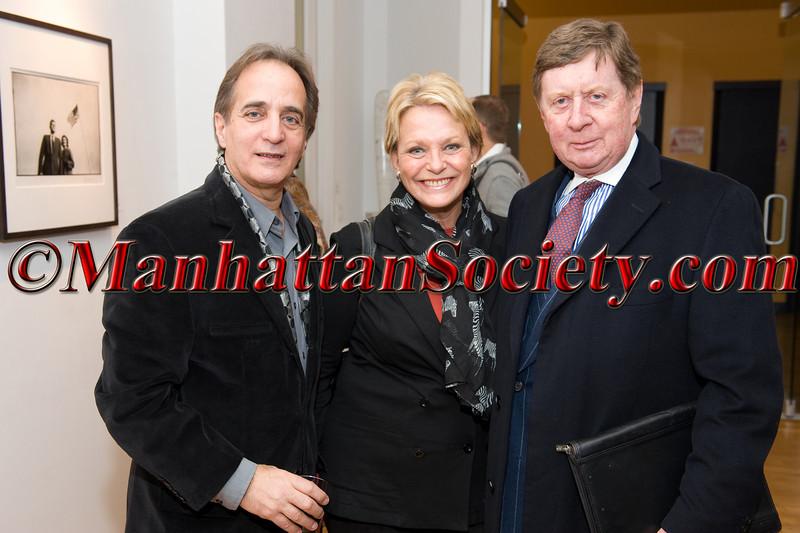 James Cavello, Christine DeLisle, Ken Klein