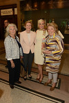 Lee Pritchard, Nancy Newcomb, Mika Brzezinski and Barrett Frelinghuysen