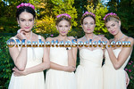 Danielle Fillmore, Amber Gregory, Emily Lyon, Caroline O'Connell