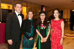 Matthew VanBesien (Exectuive Director), Rosie Jowitt, Madam WEN Na, Angela Chen (Gala Co-chair)_photo Julie Skarratt
