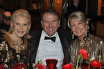 Audrey Gruss, Richard LeFrak, Christine Schwarzman_photo Linsley Lindekins
