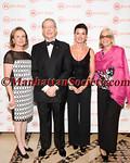 Rosario Pérez, Honorees Gaby Vargas,   William R  Rhodes, Lynne Patterson