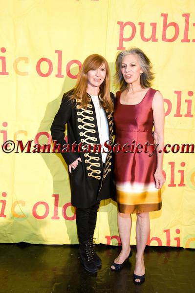 Nicole Miller,  Ruth Lande Shuman