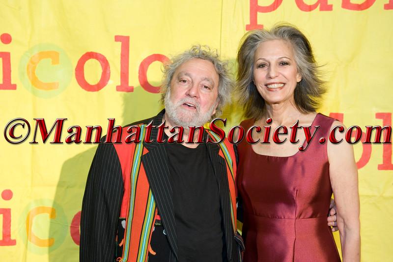Carlos Falchi,  Ruth Lande Shuman