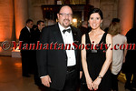 Robert I. Unanue, Goya C.E.O., The Spain-U.S Chamber of Commerce Executive Director, Gemma Cortijo