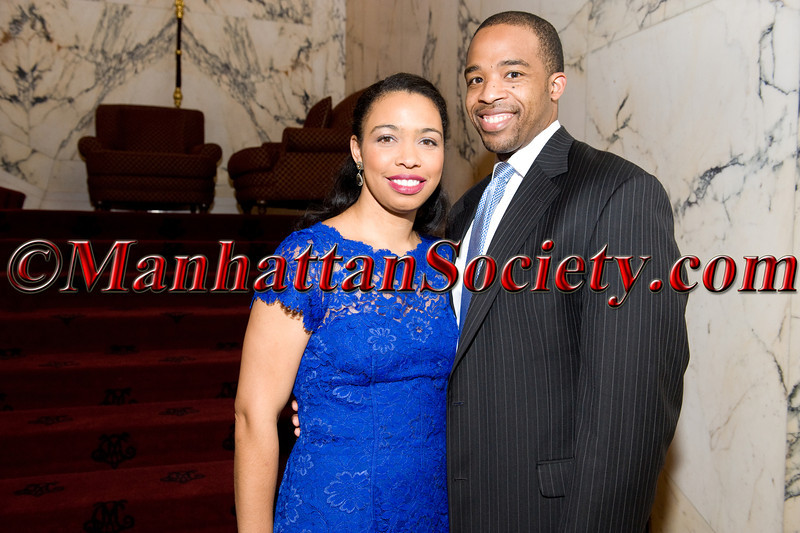 Tiffani Chambers,  Reginald Chambers