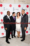 Dr  Gary Butts, Governor David Paterson, Dr  Lynne Richardson, Dr  Samuel Guillory