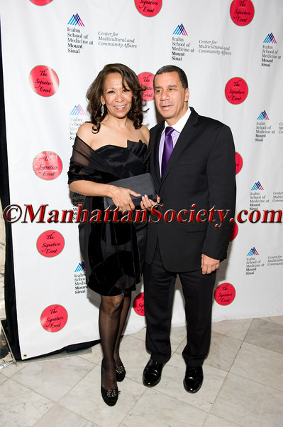 Denise Ellison, David Paterson